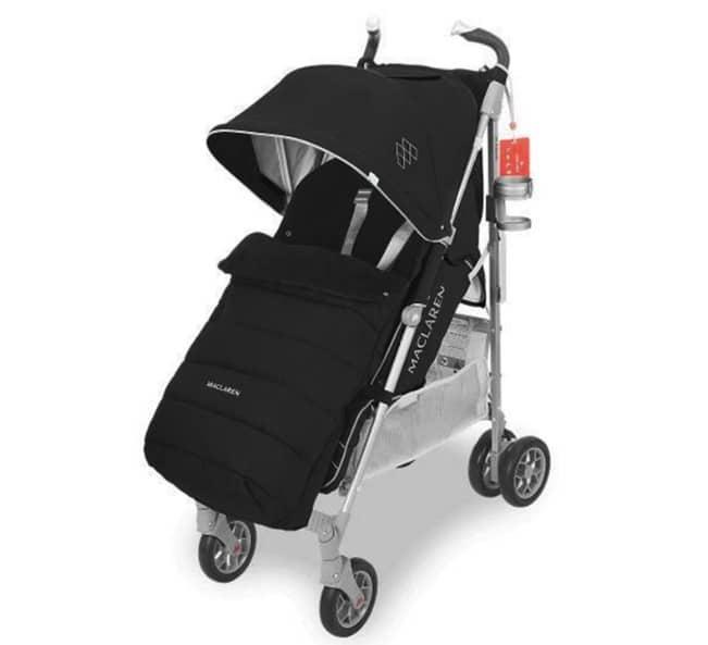 maclaren techno xt en iyi bebek arabası