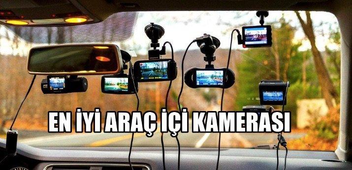 en iyi araç içi kamera