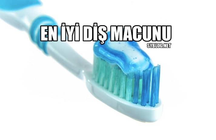 en iyi diş macunu