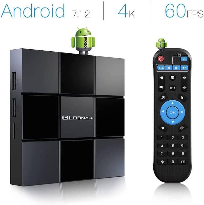 globmall android tv box