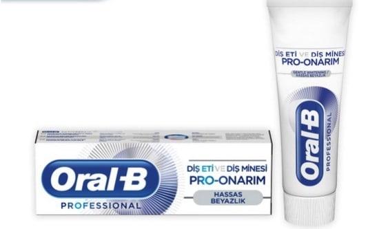 oral b en iyi diş macunu