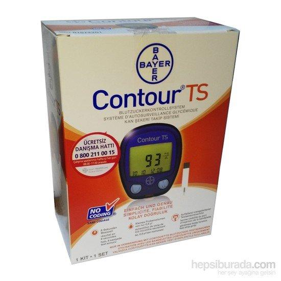 contourts şeker ölçüm cihazı