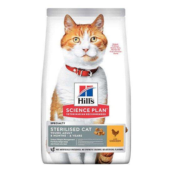 hill's en iyi kedi maması