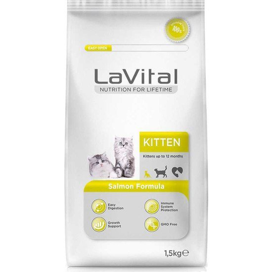 la vital kedi maması