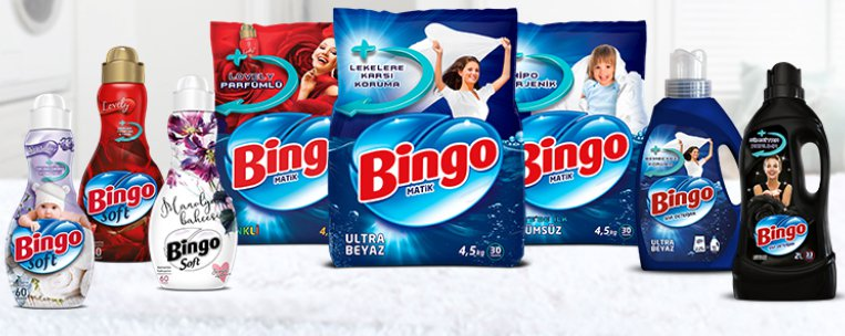 bingo deterjan
