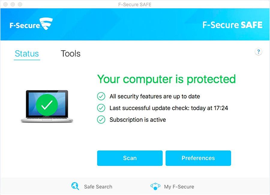 f secure antivirüs