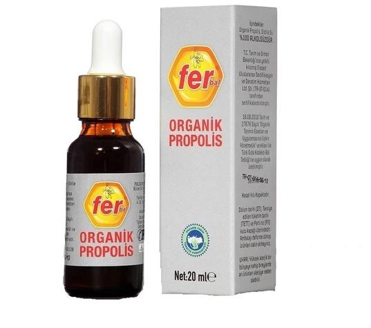 fer organik propolis