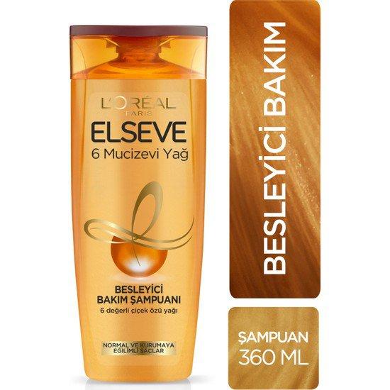 loreal elseve şampuan