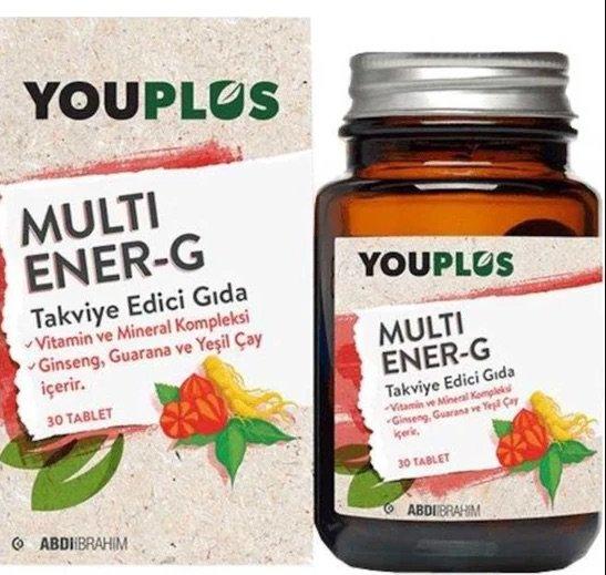 YouPlus Multi Ener-G Multivitamin